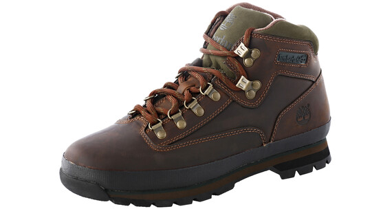 Timberland Euro Hiker FTP herenschoen brown smooth